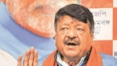 High drama at BJP's Kolkata roadshow, shoes hurled at Kailash Vijayvargiya's vehicle