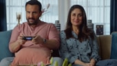 Kareena Kapoor in Rs 5k polka dot top and denims is glowing mommy-to-be in new ad