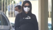 Kareena Kapoor in Rs 2k sweatshirt and tights gets winter look right with Taimur