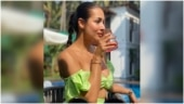 Malaika Arora in Rs 6k bralette and shorts tells you how Sundays should look like
