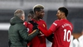 Premier League: Man United not thinking about title talk, says Solskjaer after table-topping win at Fulham