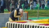 President Kovind, PM Modi pay tribute on Mahatma Gandhi's death anniversary