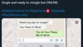 Mumbai Police savagely shuts Twitter user with smart reply on hilarious New Year post