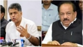 'Science is resolute': Harsh Vardhan responds to Congress's vaccine nationalism jibe