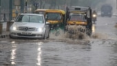 Parts of Delhi-NCR witness another rainy day, IMD issues orange alert till Tuesday