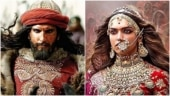 Ranveer Singh and Deepika Padukone celebrate 3 years of Padmaavat with throwback videos