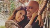 Rajiv Lakshman deletes pics with Rhea Chakraborty after massive trolling
