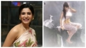 Samantha signs mythology film Shakuntalam with director Gunasekar on New Year. Teaser out