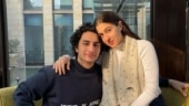 Sara Ali Khan's 2021 photos with brother Ibrahim and friends are full of hugs and cuddles