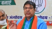 BJP's Satish Poonia distances himself from support group on social media