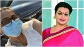 Shilpa Shirodkar gets a Covid vaccine shot in Dubai, sister Namrata reacts