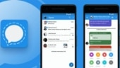 Signal messaging app back online after facing technical glitch for over a day