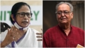 Mamata Banerjee pays tribute to Soumitra Chatterjee on his 86th birth anniversary