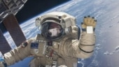 Rs 401,65,48,250. What world's 1st private space crew is each paying to fly to space station