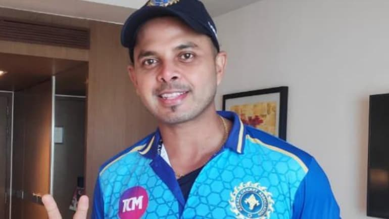 Syed Mushtaq Ali T20: Sreesanth gets emotional after picking up wicket on  comeback for Kerala - Sports News