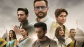 Amazon Prime Video unveils new poster of Saif Ali Khan's Tandav, trailer drops tomorrow
