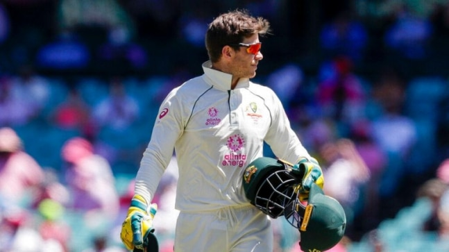 Sydney Test: Tim Paine fined for expletive-laden rant at umpire over  Cheteshwar Pujara decision - Sports News