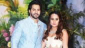 Varun Dhawan-Natasha Dalal wedding taiyyari on in full swing. See pics from Alibaug