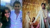 Varun Dhawan and Natasha Dalal's then-and-now photo trends after their wedding