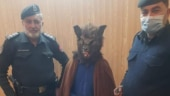 Pakistani man arrested for wearing wolf mask on New Year's Eve. Twitter is in splits