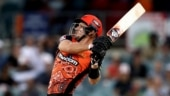 BBL10 Final: Liam Livingstone owns sledge from SCG crowd- 'They said if I were any good, I would be in India'