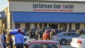 Customers, staff fired back in gun store shooting; 3 dead