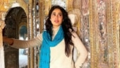 Janhvi Kapoor may have travelled the world, but no place makes her jump like India