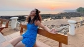 Taapsee Pannu spends last off-day of Looop Lapeta schedule posing on a beach. See pic