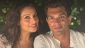 Bipasha Basu wishes Karan Singh Grover on his birthday with Maldives vacay pic