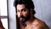 Varun Dhawan flaunts his abs in shirtless pics, fans say can't wait for Bhediya