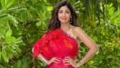 Shilpa Shetty adds pop of colour to Friday in stunning pic from Maldives