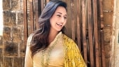 Divyanka Tripathi stuns in off-white kurta, pens musings on being brave