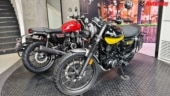 Honda CB350RS first look