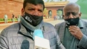 Sanjay Singh among 3 AAP MPs suspended over sloganeering in Rajya Sabha over farmers' protest