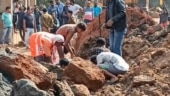 Two labourers died, 7 injured in accident at railway construction site in Guwahati