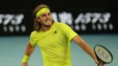 Australian Open 2021: Stefanos Tsitsipas through to quarters after Matteo Berrettini withdraws due to injury