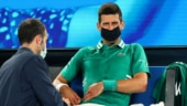 Australian Open: Novak Djokovic awaits scan reports, skips practice on Saturday ahead of 4th round