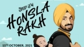 Diljit Dosanjh and Shehnaaz Gill starrer Honsla Rakh to release on October 15