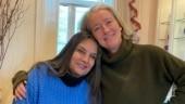 Emma Thompson wraps Shekhar Kapur's next. Shabana Azmi calls her warm co-star