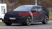 Kia's upcoming electric crossover spied ahead of global debut next month