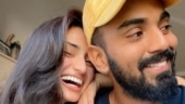 Athiya Shetty's latest Insta post has KL Rahul swooning over her. We have proof