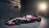 F1: Alfa Romeo Racing Orlen unveils C41 race car ahead of 2021 World Championship