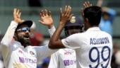 Loving seeing you in a happy space: Virat Kohli tells R Ashwin after Chennai Test heroics