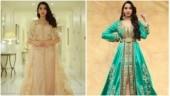 Nora Fatehi looks like royalty in kaftan dresses. Here's proof