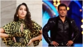 Salman Khan performs on Haye Garmi with Nora Fatehi on Bigg Boss 14 grand finale