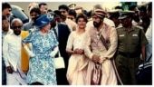 Queen Elizabeth ll spent 20 mins on Kamal Haasan's Marudhanayagam sets. On Tuesday Trivia