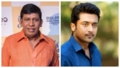 Veteran comedian Vadivelu to team up with Suriya after 12 years?