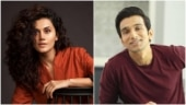 Taapsee Pannu and Pratik Gandhi to star in comedy film Woh Ladki Hai Kahaan