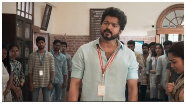Thalapathy Vijay's Master deleted scene is winning hearts. Watch - India Today