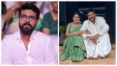 Ram Charan wishes Chiranjeevi and Surekha on wedding anniversary, shares adorable pic